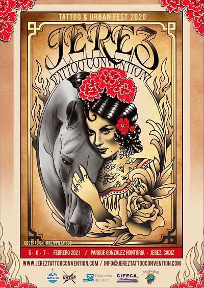Cartel II Jerez Tattoo Convention